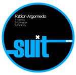 ARGOMEDO, Fabian - Universe EP (Back Cover)
