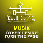 MUSIX - Cyber Desire  (Front Cover)