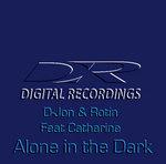 D JON/ROTIN - Alone In The Dark (Front Cover)