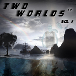 D UNITY - Two Worlds Vol 1 (Front Cover)