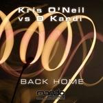 O'NEIL, Kris vs D KANDI - Back Home (Front Cover)