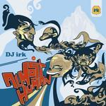DJ IRK - Almost Human (Front Cover)