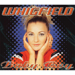 WHIGFIELD - Baby Boy (Single Version) (Back Cover)