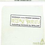 MOIRAGHI meets ROBBIE MERRICK - Release Yourself (Back Cover)