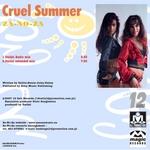 ZA NO ZA - Cruel Summer (Euro dance Edition) (Back Cover)