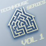 VARIOUS - TechHouse Series (Front Cover)