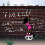 GREEN VELVET presents JAMIE PRINCIPLE - The Call EP (Front Cover)