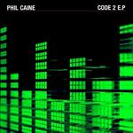 CAINE, Phil - Code 2 (Front Cover)