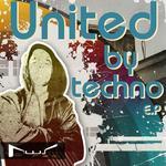 FERRIS, Aleks/TYONN/TEX REC/RECYCLE BOT  - United By Techno (Back Cover)