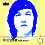 ECHONOMIST - Black Window (Front Cover)