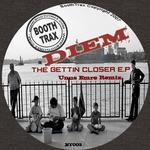 DIEM - The Gettin Closer EP (Back Cover)