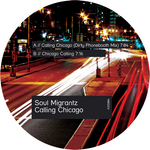 SOUL MIGRANTZ - Calling Chicago (Front Cover)