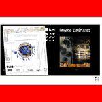 INVERSE CINEMATICS - Vogelhaufen EP (Front Cover)