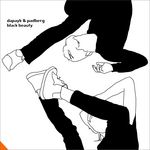DAPAYK & PADBERG - Black Beauty LP (Front Cover)