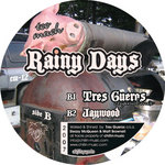 TRES GUEROS - Too Much Rainy Days (Back Cover)