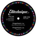ELITECHNIQUE - Fingerfood EP (Front Cover)