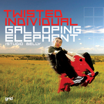 TWISTED INDIVIDUAL - Sore Throat (Front Cover)