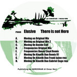 ELUSIVE - There Is Not Here (Front Cover)