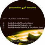 DJ NUKEM - Inside Katomba (Front Cover)