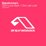 SIGNALRUNNERS - Don't Look Back (Front Cover)