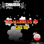 CHINABOX - The Madness Of Creyg (Front Cover)