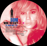 SONI - Here To Stay (Front Cover)