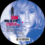 SONI - Here To Stay (Back Cover)