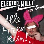 ELEKTRO WILLI UND SOHN - Alle Fitzen Rein (Front Cover)