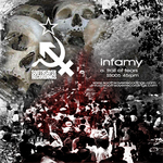 INFAMY/FANU - Trail Of Tears (Front Cover)