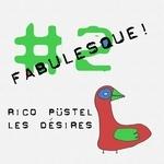 PUSTEL, Rico - Les Désires (Front Cover)