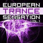 VARIOUS - European Trance Sensation Vol 1 (Front Cover)