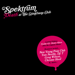 SPEKTRUM - Death At The Gymkhana Club (Front Cover)