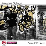 MASSIMO, Gulinati - Better EP (Front Cover)