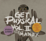 VARIOUS - Get Physical Vol II - 4th Anniversary (Front Cover)