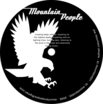 MOUNTAIN PEOPLE, The - Mountain 001 (Back Cover)