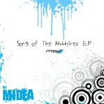 MIDEA - Song Of The Machines EP (Front Cover)