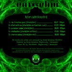 DARKOHM - Uranium EP (Back Cover)
