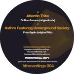 ATLANTIC TRIBE/ASTHRO - Collins Avenue (Original Mix) (Back Cover)