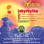 OXIDELIC - Labyrhythm EP (Back Cover)