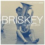 BRISKEY - Galactic Jack (Front Cover)