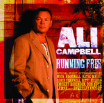 CAMPBELL, Ali - Running Free (Front Cover)