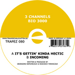 3 CHANNELS - Bio 3000 (Front Cover)