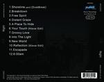 KLAVAR - Night (Back Cover)