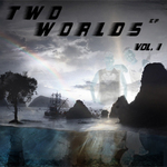 D UNITY/ELEKTROHEADZ - Two Worlds Vol 1 (Front Cover)