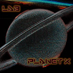 LAB - Planet X EP (Front Cover)