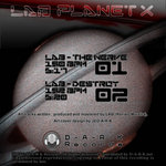 LAB - Planet X EP (Back Cover)