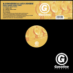 B CONVERSO/LUCA DOOBIE - Real Good Funky (Back Cover)