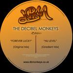 DECIBEL MONKEYS, The - Forever Lucky (Back Cover)