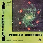 LIFE FORCE - Fearless Warriors (Front Cover)