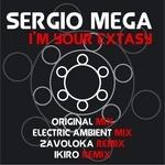 MEGA, Sergio - I'm Your Extasy (Front Cover)